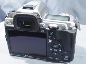 PENTAX K-3 (Premium Silver Edition)